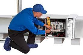 HVAC Service technician in Riverside