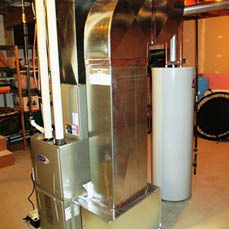 furnace heating