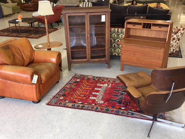 Furniture with a Heart Thrift Store items