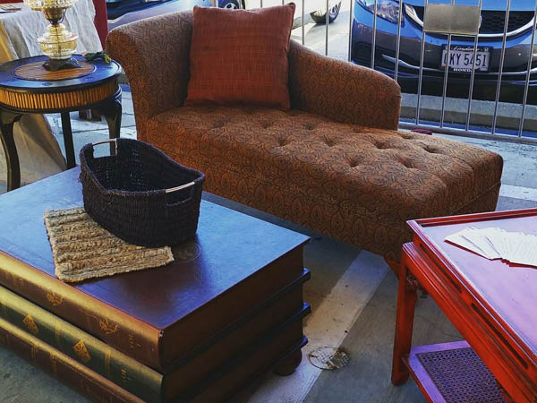 Furniture with a Heart Thrift Store restore