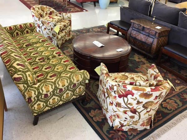 Furniture with a Heart Thrift Store couches