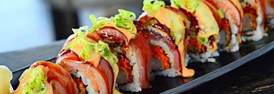 Fushimi Sushi Seafood Buffet Milwaukee WI all you can eat