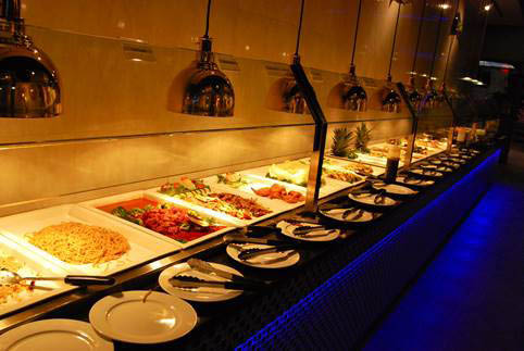 Fushimi Sushi and Seafood Buffet Milwaukee WI