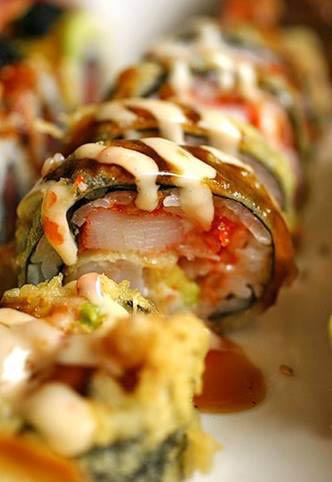 Fushimi Sushi and Seafood Buffet fresh