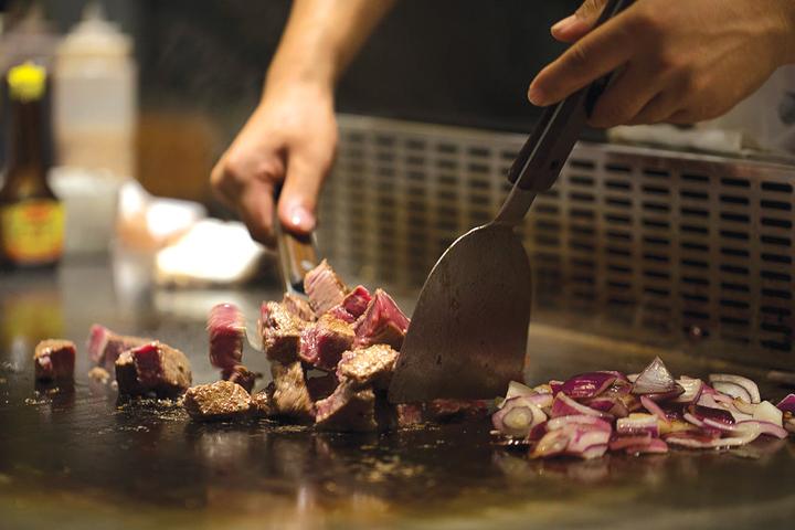 Fu Yuan Hibachi Buffet in Plainfield, IN Teppanyaki Grill