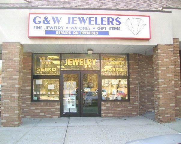 Jewelry Store in East Brunswick, Milltown