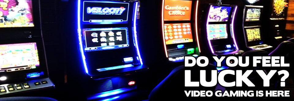 Video gaming now available at The Crossing Bar & Grill located in Worth, IL