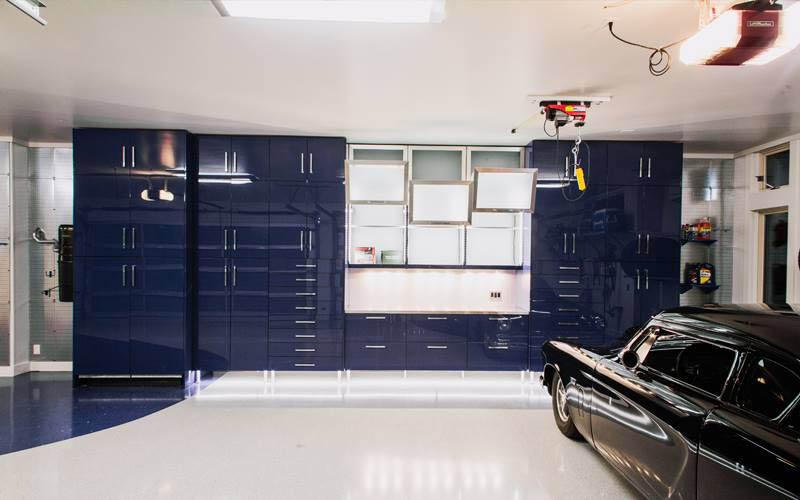 Garage cabinets near Sandy Springs, GA