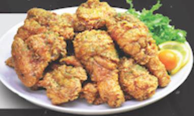 Choong Man Chicken, fried chicken, Korean Chicken, Garlic Soy chicken, Gainesville, VA