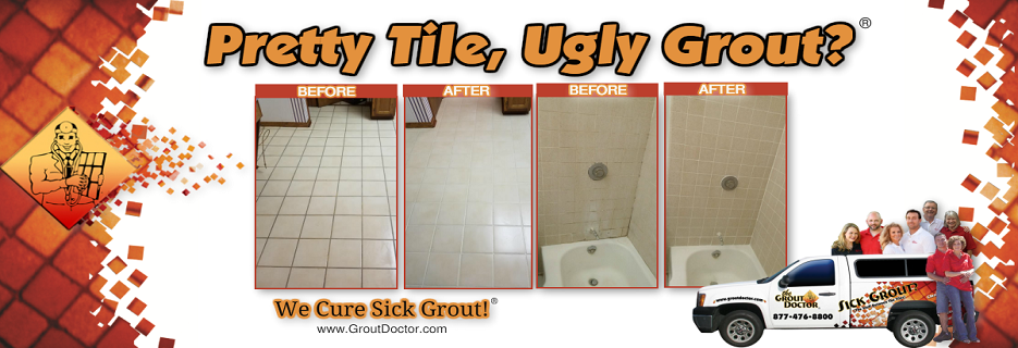 The Grout Doctor in Miami, Florida banner