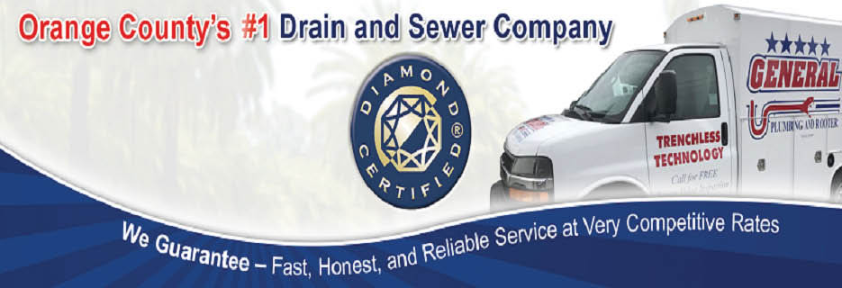 General Drainworks Inc. - Orange County, CA banner