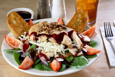 fresh salad, lunch menu, lunch coupons in az
