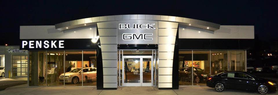 Geoff Penske Buick-GMC in Shillington, PA Banner ad