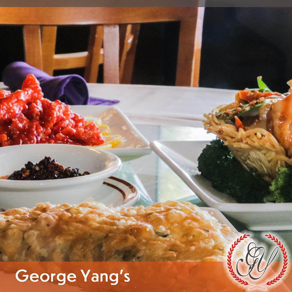 George yang chinese food dishes near phoenix arizona quality ingredients and service fried rice