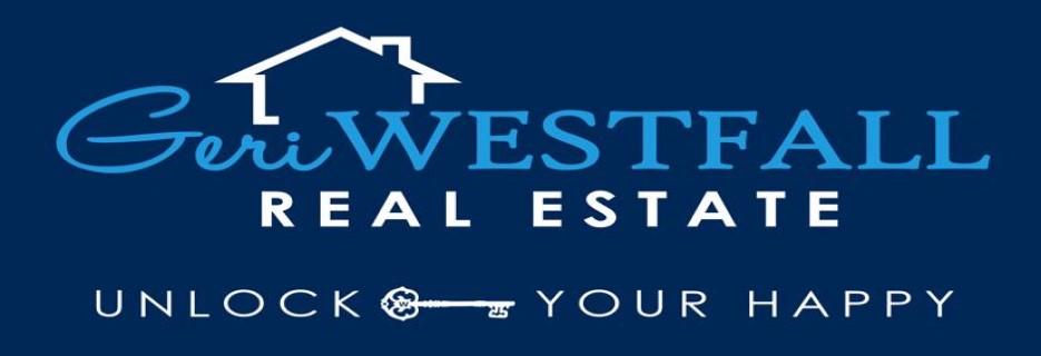 Geri Westfall Real Estate banner Ormond Beach, FL