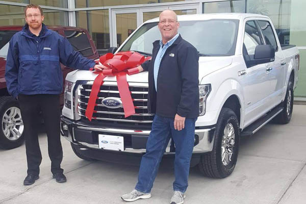 Germain Ford of Columbus new truck sales