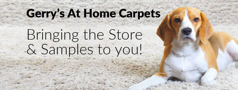 Gerry's Carpet's Bring Samples to YOU! Now in Milwaukee!