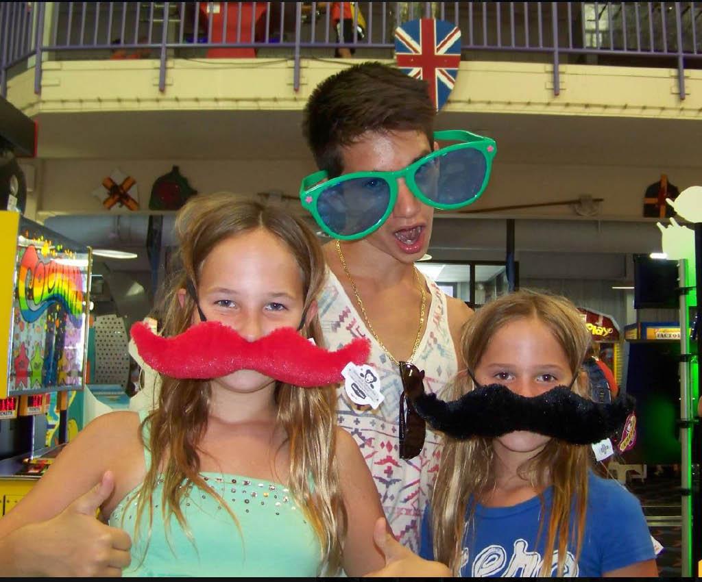 magic castle family fun center dayton ohio