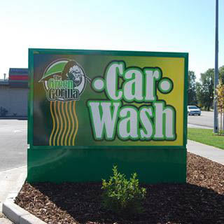 Green Gorilla Car Wash of Logan, Utah