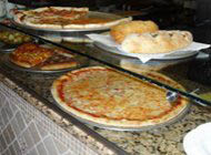 Italian food, pizza, pasta