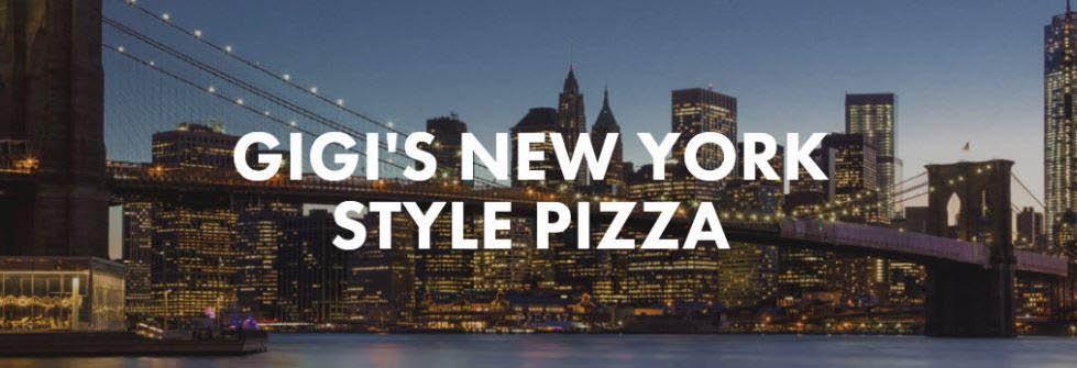 Gigi's Pizza & Restaurant Banner