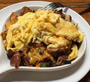Brunch specials at Gilhooley's Saturday and Sunday.