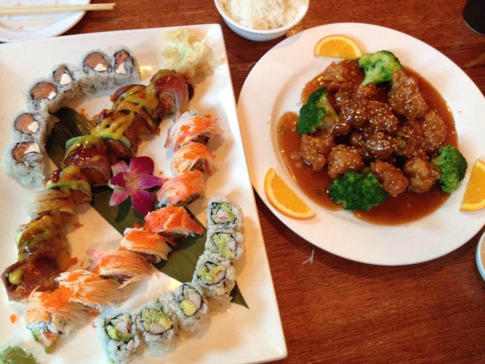 Japanese restaurants near Yorkville