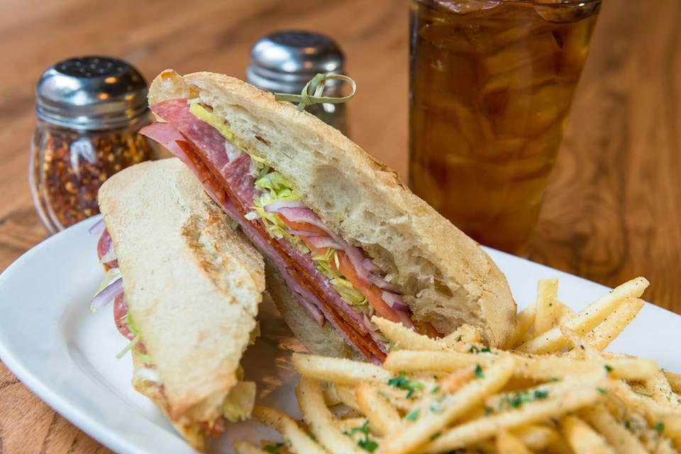giordano lunch sandwich