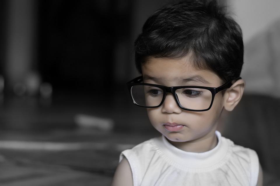 glasses kids children eye care