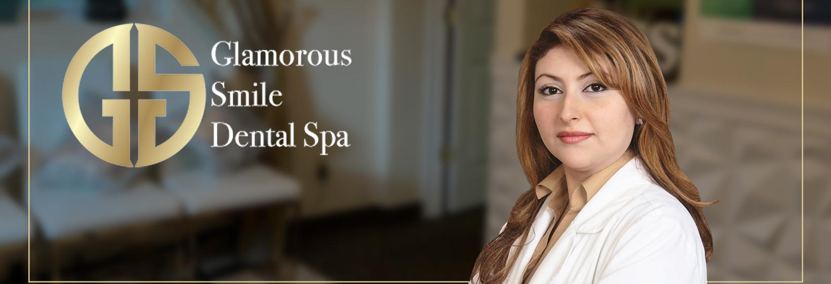 Glamorous Smile Dental Spa banner