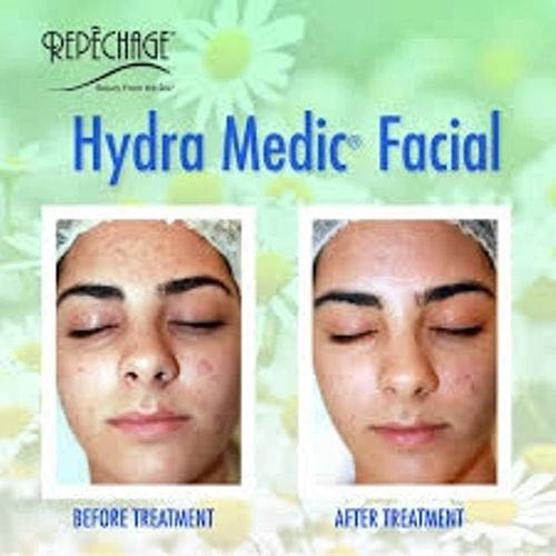 Hydra Medic facial service in New Yorj