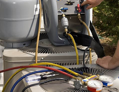 Heating and cooling service near Pearland, TX