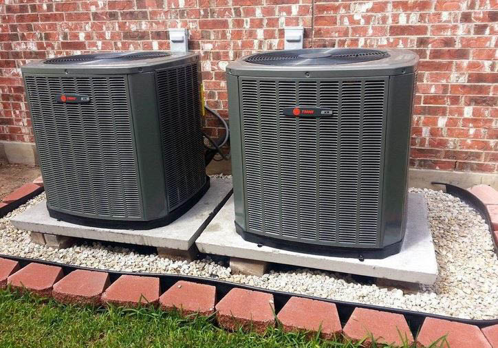 Air conditioner repair near Spring, TX