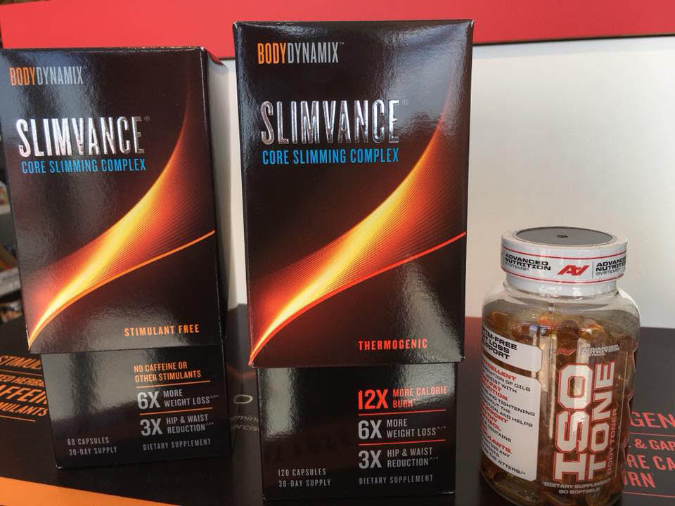 Weight Loss - Body Dynamix Slimvance core slimming products