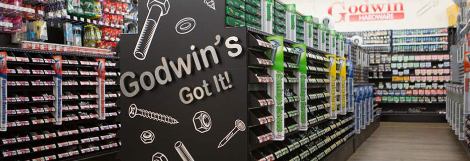 Godwin Hardware Store Ada