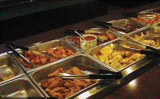 Buffet at Golden Buffet in Fenton, MI
