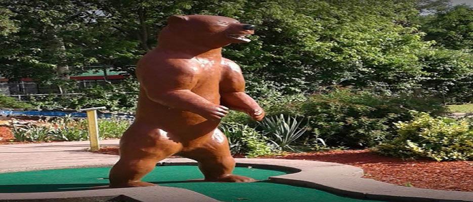 Mini golf near Springfield, MA
