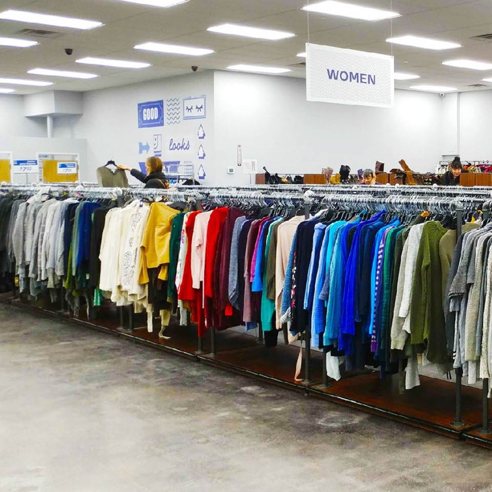 Donations are always accepted at Goodwill Stores in Rockaway NJ, Pequannock NJ