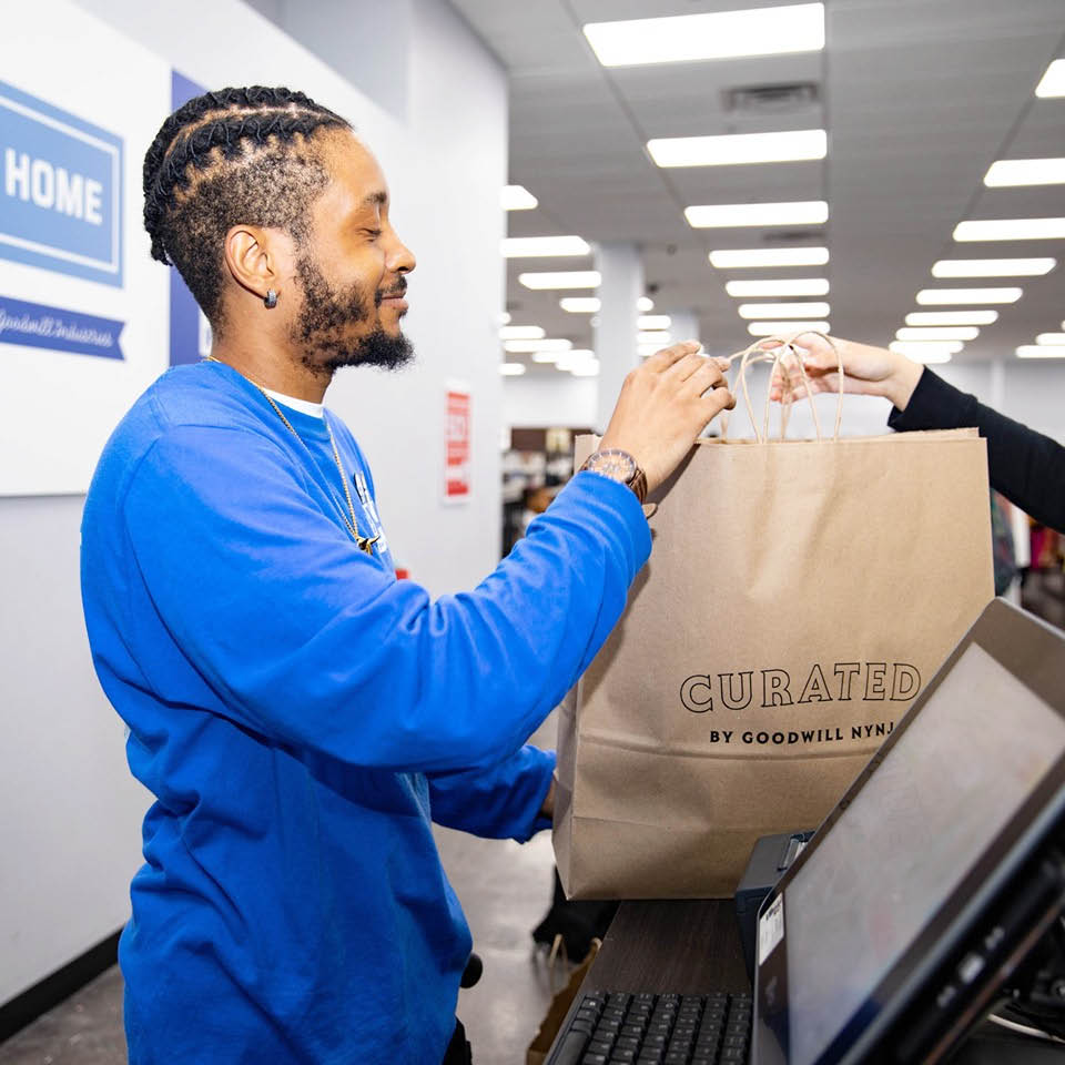 Shopping at Goodwill Stores helps those in need in Rockaway NJ, Pequannock NJ