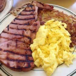 Delicious breakfasts from Goody's Cafe Thousand Palms