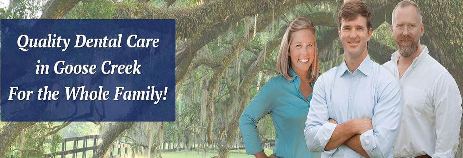 Goose Creek Dental Care in Goose Creek, SC Banner Ad