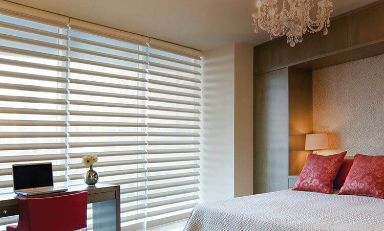 custom blinds; white wood blinds; window blinds in Los Angeles