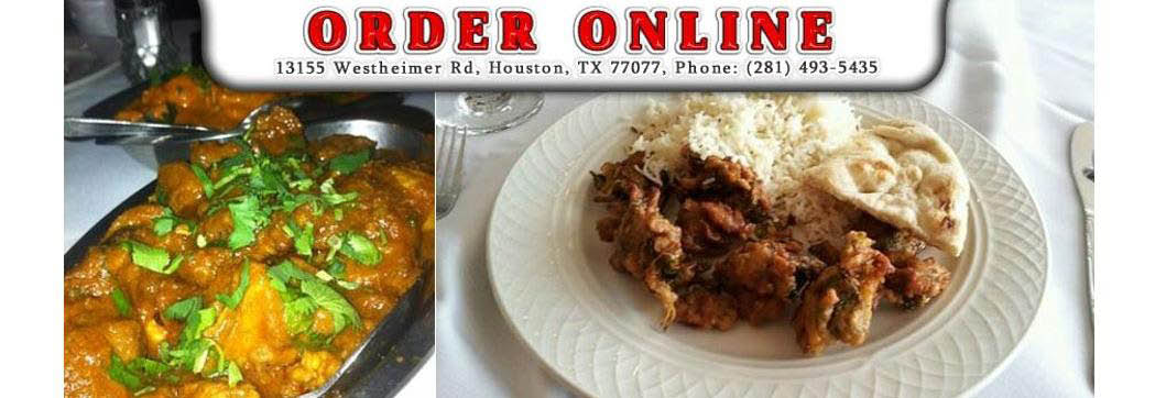 Authentic Indian Foods - Order Online or Dine-In banner