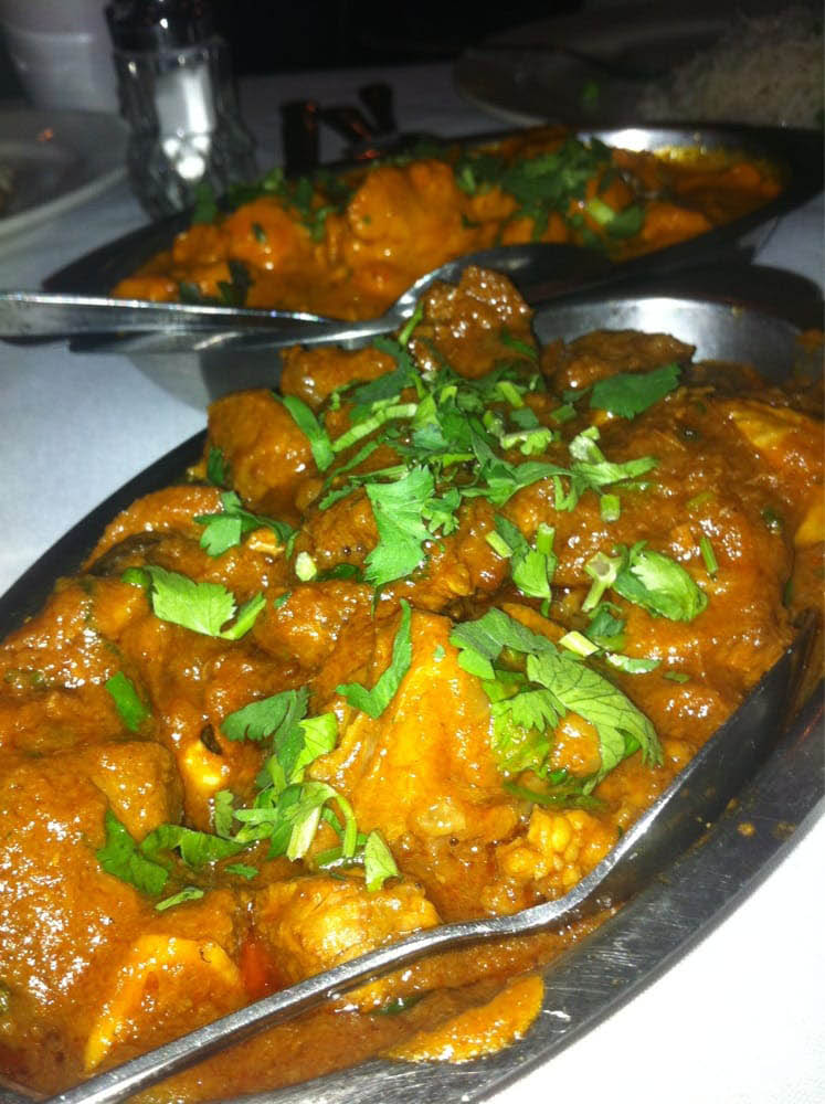 Healthy India foods, perfectly spiced