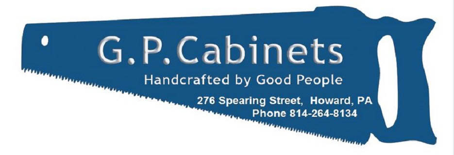 G.P. Cabinets in Howard, PA banner