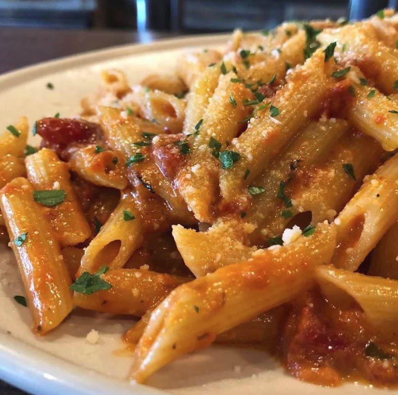 pasta, dinner, lunch, grana