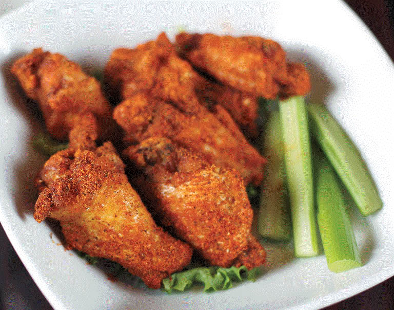 Photo of chicken wings at Grand Tavern in Livonia, MI
