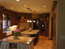 Granite & Marble by Design in Oak Creek, WI has the access to the BEST SELECTION of exotic granite, marble, Quartz for your Kitchen Remodel