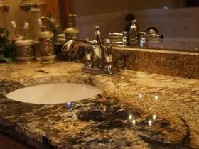 Granite & Marble by Design in Oak Creek, WI has the access to the BEST SELECTION of exotic granite, marble, quartz for your Bathroom.