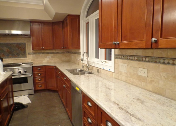 New kitchen countertop surfaces will update your home